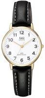 Zegarek damski QQ damskie QZ01-104 - duże 1