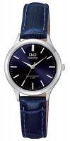 Zegarek damski QQ damskie S279-312 - duże 1