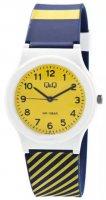 Zegarek damski QQ damskie VP46-049 - duże 1