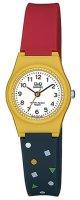 Zegarek damski QQ damskie VP47-033 - duże 1