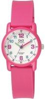 Zegarek damski QQ damskie VR41-002 - duże 1