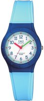 Zegarek damski QQ damskie VR75-003 - duże 1