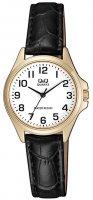 Zegarek damski QQ męskie QA07-104 - duże 1