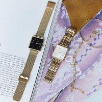 Zegarek damski Rosefield boxy QBMG-Q06 - duże 4