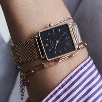 Zegarek damski Rosefield boxy QBMR-Q05 - duże 3