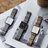 Zegarek damski Rosefield boxy QBSS-Q07 - duże 4