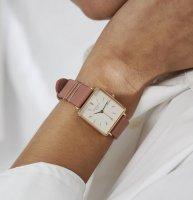 Zegarek damski Rosefield boxy QOPRG-Q026 - duże 3