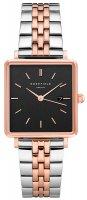 Zegarek damski Rosefield boxy QVBSD-Q016 - duże 1