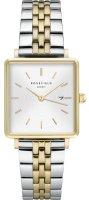 Zegarek damski Rosefield boxy QVSGD-Q013 - duże 1