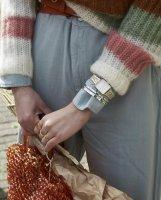 Zegarek damski Rosefield boxy QVSGD-Q013 - duże 5