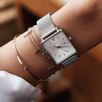 Zegarek damski Rosefield boxy QWSS-Q02 - duże 3