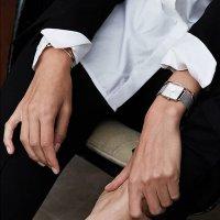 Zegarek damski Rosefield boxy QWSS-Q02 - duże 5