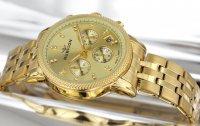 Zegarek damski Rubicon bransoleta RNBD06GIGX03AX - duże 2