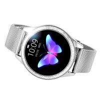 Zegarek damski Rubicon bransoleta RNBE45SIBX05AX - duże 3