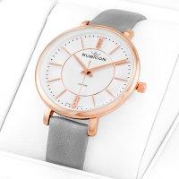 Zegarek damski Rubicon pasek RNAE27RISX03BX - duże 2