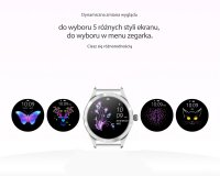 Zegarek damski Rubicon pasek RNAE36RIBX05AX - duże 4