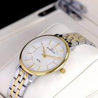 Zegarek damski Rubicon bransoleta RNBD65TISX03BX - duże 2