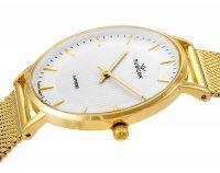 Zegarek damski Rubicon bransoleta RNBD76GISX03B1 - duże 2