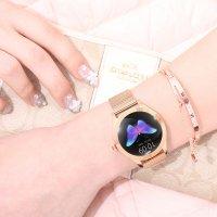 Zegarek damski Rubicon bransoleta RNBE37RIBX05AX - duże 2