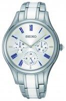 Zegarek damski Seiko classic SKY721P1-POWYSTAWOWY - duże 1