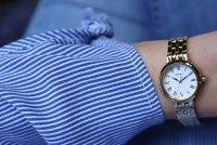 Zegarek damski Seiko classic SRZ464P1 - duże 3
