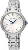 Zegarek damski Seiko classic SRZ491P1 - duże 1