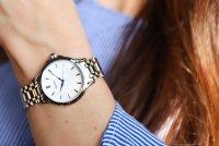 Zegarek damski Seiko classic SRZ491P1 - duże 3