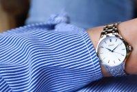 Zegarek damski Seiko classic SRZ491P1 - duże 4