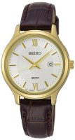 Zegarek damski Seiko classic SUR644P1 - duże 1