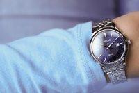 Zegarek damski Seiko classic SUR651P1 - duże 2