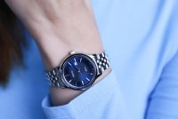 Zegarek damski Seiko classic SUR651P1 - duże 3