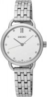 Zegarek damski Seiko classic SUR697P1 - duże 1