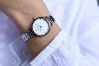 Zegarek damski Seiko classic SUR697P1 - duże 2