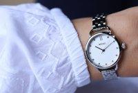 Zegarek damski Seiko classic SUR697P1 - duże 3