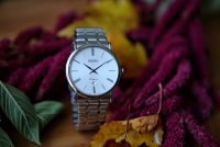 Zegarek damski Seiko premier SXB429P1 - duże 2