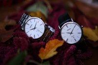 Zegarek damski Seiko premier SXB431P1 - duże 3