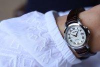 Zegarek damski Seiko premier SXDE01P2 - duże 5