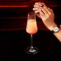 Zegarek damski Seiko presage SRP852J1 - duże 2