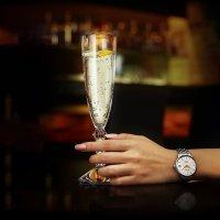 Zegarek damski Seiko presage SRP855J1 - duże 2