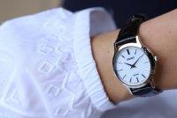 Zegarek damski Seiko solar SUP299P1 - duże 3