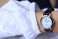 Zegarek damski Seiko solar SUP369P1 - duże 3