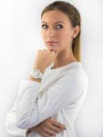 Zegarek damski sportowy Casio Baby-G BGS-100GS-7AER Baby-G Step Tracker szkło mineralne - duże 2