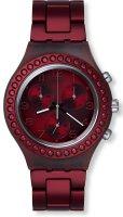 Zegarek damski Swatch irony chrono SVCR1000AG - duże 1
