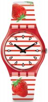 Zegarek damski Swatch originals GR177 - duże 1
