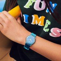 Zegarek damski Swatch originals GS161 - duże 3