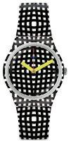 Zegarek damski Swatch originals GW197 - duże 1