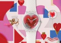 Zegarek damski Swatch originals GZ322S - duże 4