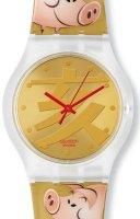 Zegarek dla dziewczynki Swatch originals SUJK119-STD - duże 1