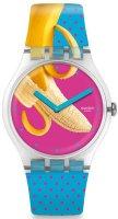 Zegarek damski Swatch originals SUOK140 - duże 1