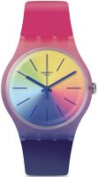 Zegarek damski Swatch originals SUOK143 - duże 1